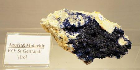Azurit aus St. Gertraud in Tirol -5cm/9cm/7cm- VP €34,-